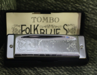 TOMBO Folk Blues (No.1610F)