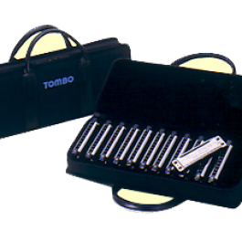 Hard case for 12 Harmonicas (No.1012)